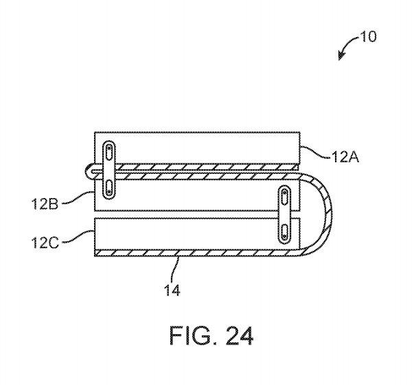 faltbares iPhone von Apple: Neues Patent