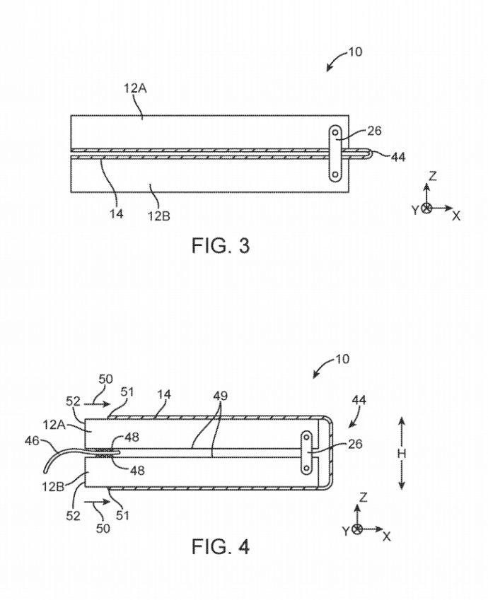 faltbares iPhone von Apple: Neues Patent zeigt Technologie