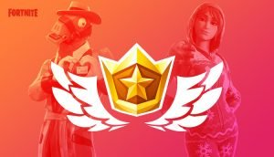 Fortnite-Update mit gratis Battle Pass Season 8