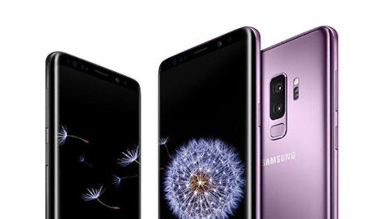 Samsung Galaxy S9 und Galaxy S9+