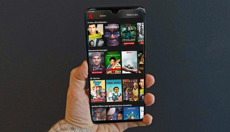 Huawei Mate 20 erhält HDR in Netflix-App