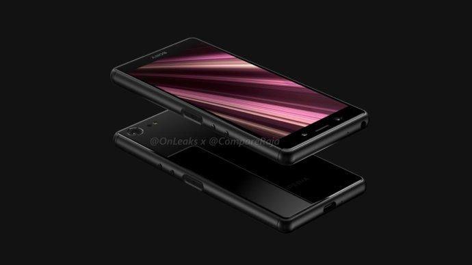 So könnte das Sony Xperia XZ4 aussehen - Konzeptbild von OnLeaks