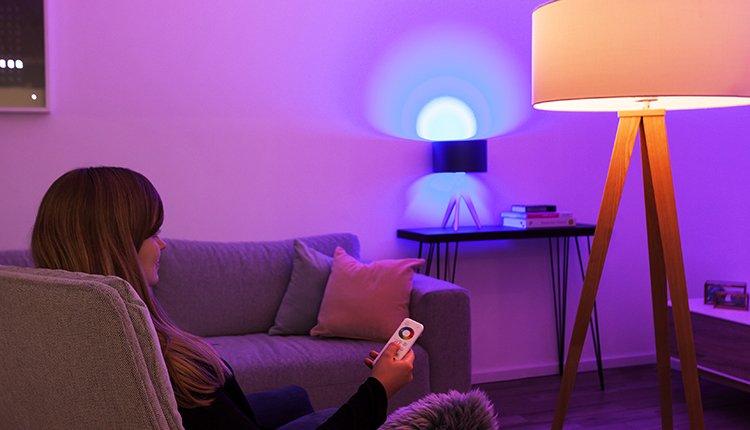 smarte Beleuchtung Aldi tint
