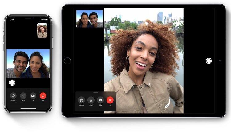 Apple FaceTime-Messenger
