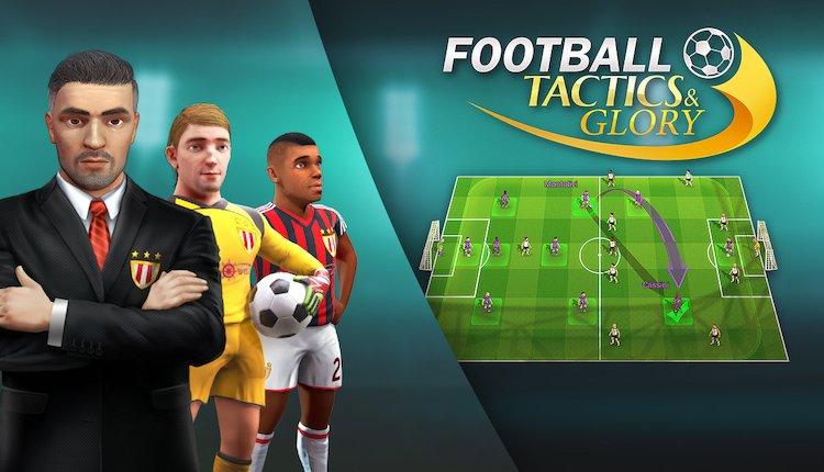 Football, Tactics & Glory kommt für Smartphones
