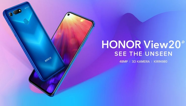 Das neue Honor View 20