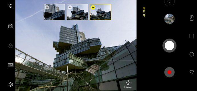 LG V40 Testfoto