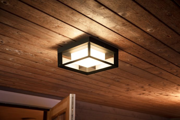 Philips Hue Outdoor Econic Decke