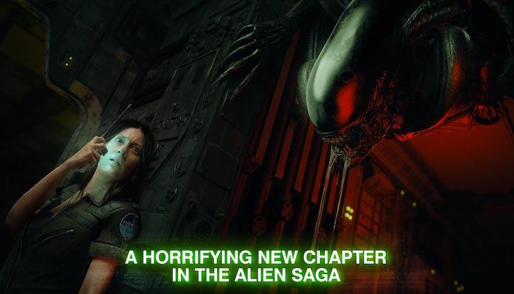 Alien: Blackout mit Amanda Ripley