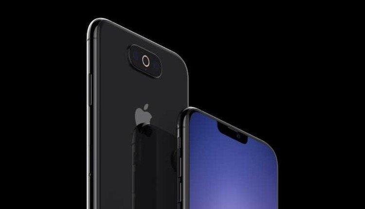 Mögliches Design des iPhone XI