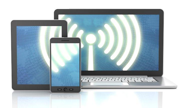 Bluetooth Funkverbindung zwischen mehreren Geräten