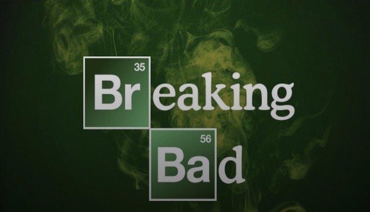 Breaking Bad Serie offizielles Logo