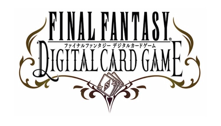 Final Fantasy: Digital Card Game Logo
