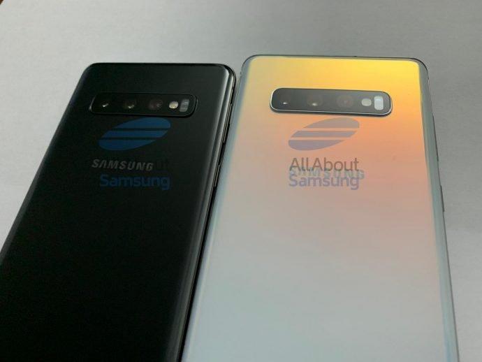 Samsung Galaxy S10 und Galaxy S10+ Triple-Kamera