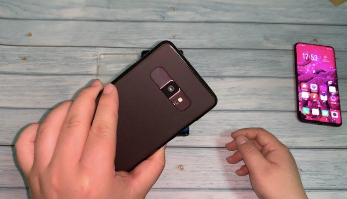 Samsung Galaxy S10+ Case im Vergleich