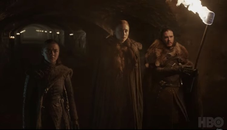 Game of Thrones Staffel 8 Teaser