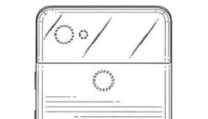 Google Pixel 4 Patent zeigt die Rückseite