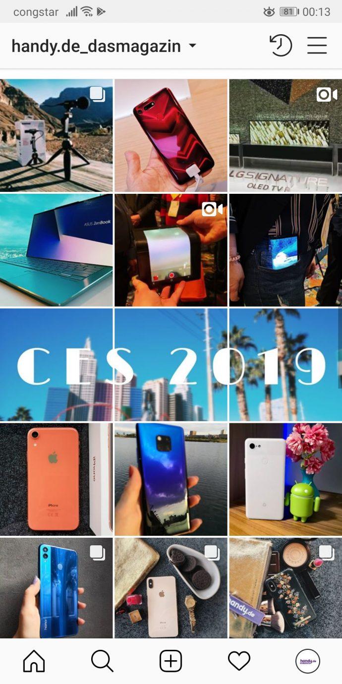Instagram-Feed: Mit Puzzle zu mehr Instagram Followern