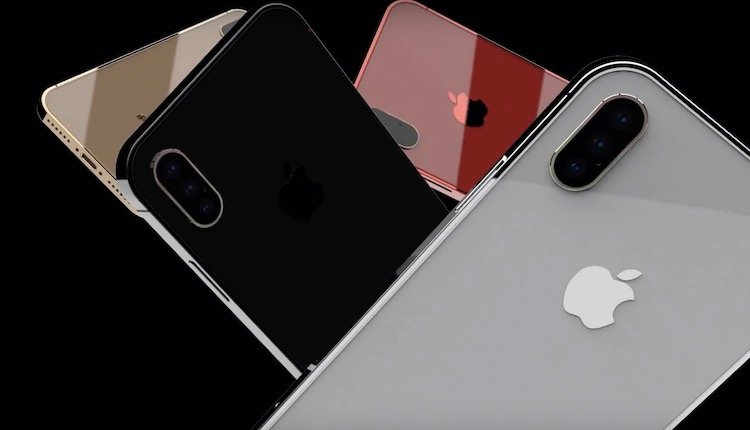 Apple iPhone 2019 Konzept-Video von Gunho Lee