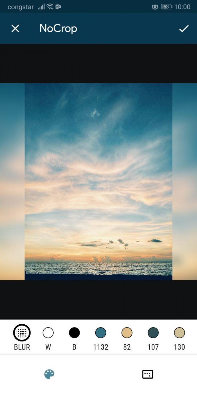 PanoramaCrop für einen schönen Instagram-Feed und mehr Follower