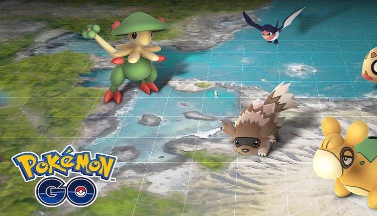 Pokémon GO Hoenn-Event bringt auch regionale Monster