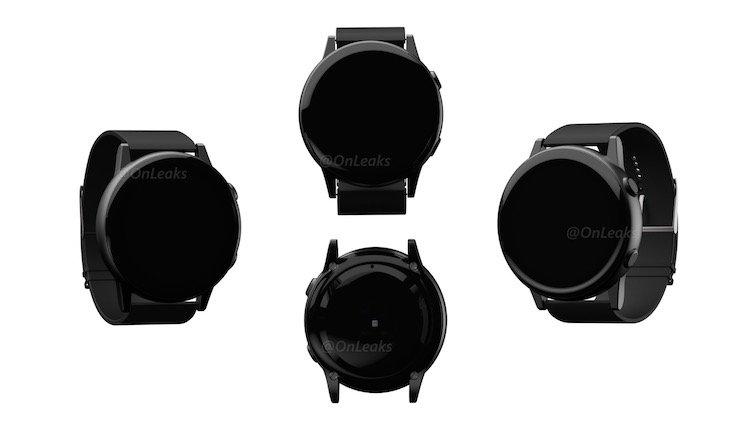 Samsung Galaxy Sport Renderings