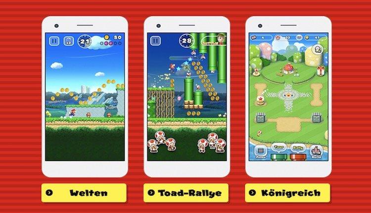 Nintendos Mobile Game Super Mario Run