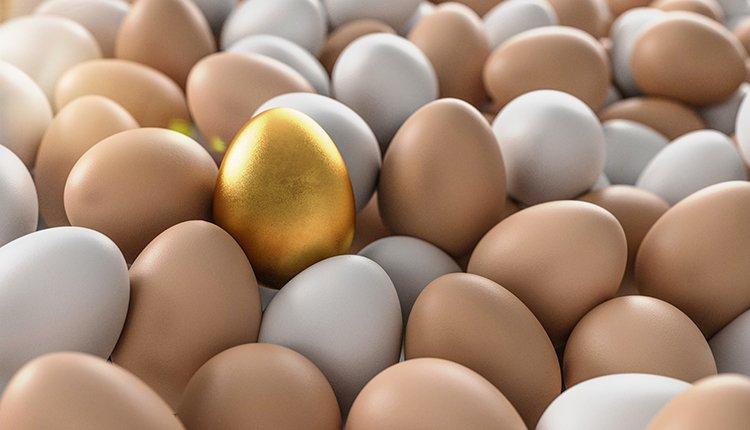 Ein Ei hält nun den Rekord für die meisten Likes bei Instagram
