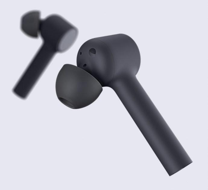 Xiaomi AirDots in Schwarz