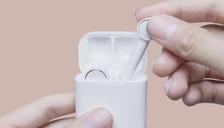 Xiaomi AirDots Pro Kopfhörer mit Ladeschale