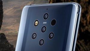 Nokia 9 PureView Penta-Kamera im Detail