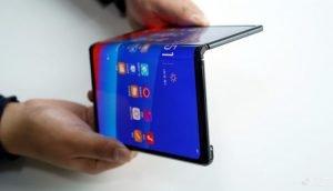 Oppos faltbares smartphone