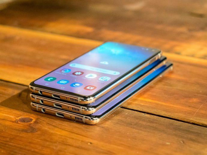 Samsung Galaxy S10 Samsung Galaxy S10+ Samsung Galaxy S10e