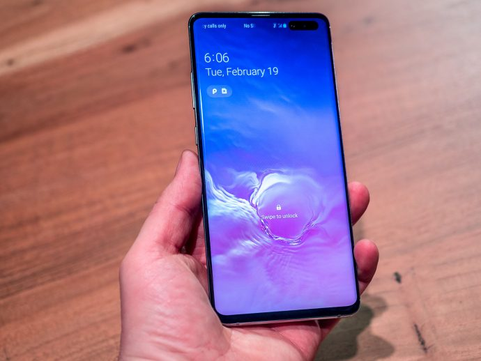 Display Samsung Galaxy S10 5G
