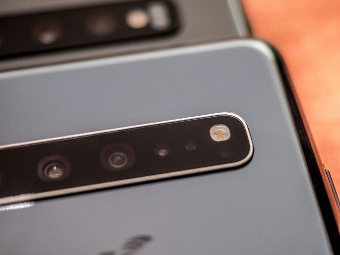 ToF-Kamera hinten Samsung Galaxy S10 5G