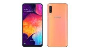 Das Samsung Galaxy A50 kommt mit Infinity U-Display und einem starken Akku