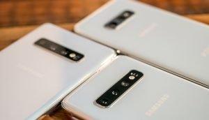 Samsung Galaxy S10 Kamera Vergleich S10 S10+ S10e