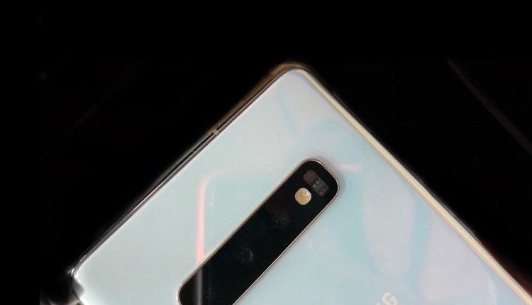 Samsung Galaxy S10 Keramik-Version