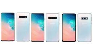 Samsung Galaxy S10 Modelle im Vergleich: Die größten Unterschiede