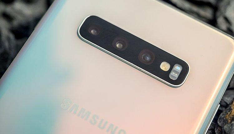 Samsung Galaxy S10+ im Kamera-Test von DxOMark
