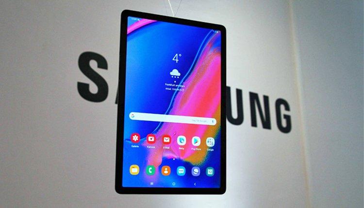 Samsung Galaxy Tab S5e Frontansicht