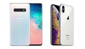 Das Galaxy S10 und iPhone Xs im Vergleich: Die größten Unterschiede zwischen Apples und Samsungs Flaggschiff