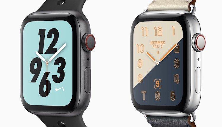 Apple Watch Nike und Hermes Design