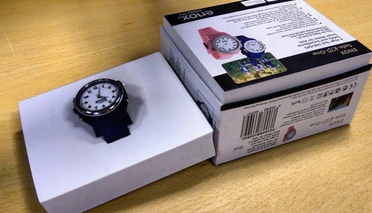 Enox Smartwatch für Kinder