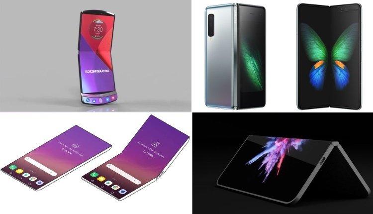 Die faltbaren Smartphones 2019.