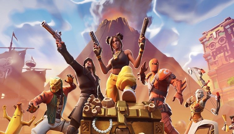 Fortnite Season 8 Titelbild