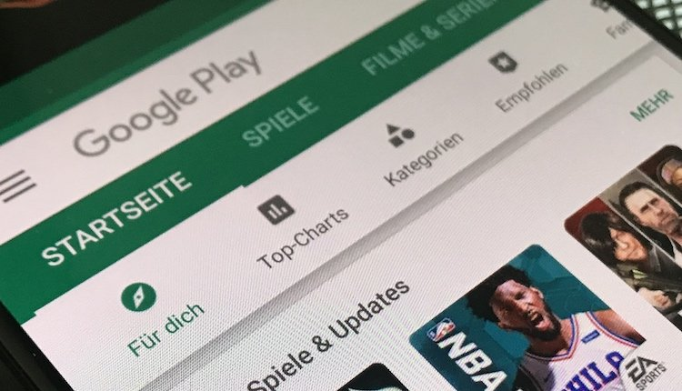 Neue Android-Apps im Google Play Store