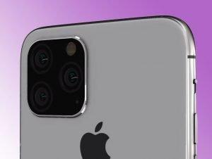 Das neue iPhone 2019 kommt wohl mit Triple-Kamera.