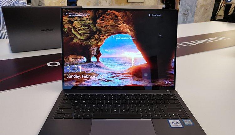 Matebook X Pro 2. Generation vorgestellt