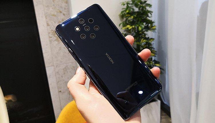 Das Nokia 9 PureView im Hands-On: Das Penta-Kamera-Smartphone ausprobiert